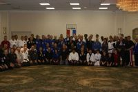 Martial Art University black belt attendees 2008